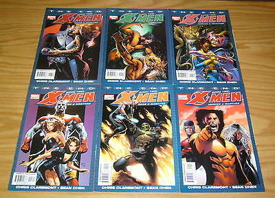 X-Men: the End Book Two - Heroes & Martyrs #1-6 VF/NM complete series  wolverine