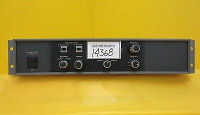 PDX 1250 AE Advanced Energy 3156024-030 B RF Generator Used Tested Working