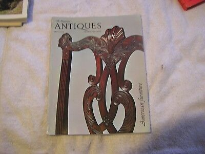 The Magazine Antiques May 1975