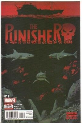 The Punisher #11 NM (2017) Marvel Comics