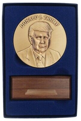 Donald Trump 2017 Official Inaugural Medal Ohio Republican Party