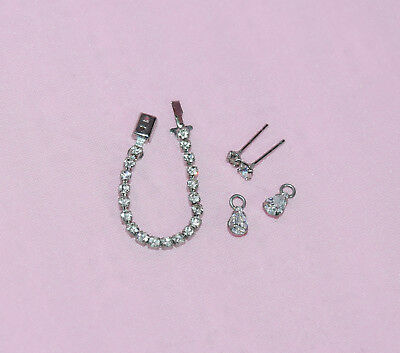 """Tonner 10"""" Tiny Kitty Nobility & Nuances Jewelry Fits Simone Rouge"""