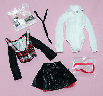 "Tonner Wilde 16"" Ellowyne Metro Girl Outfit Fits Amber Lizette Prudence"