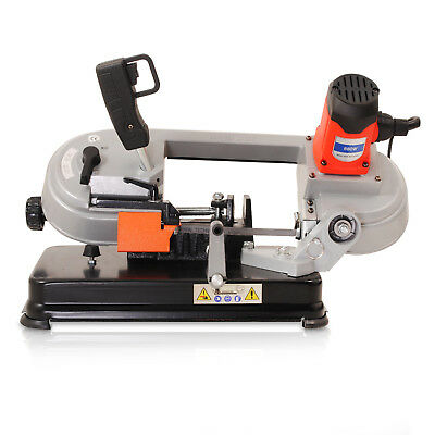 New 680W Metal Wood Cutting Workshop Bench Band Mitre Table Saw Sawing Machine