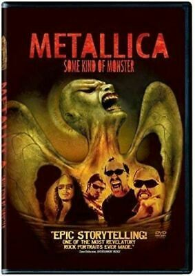Metallica – Some Kind Of Monster - 2 Disques Coffret DVD - Occasion