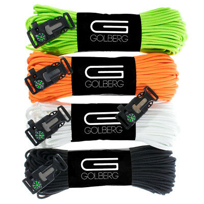 850 Paracord Adventure Packs - Sample, Solid, and Camo Kits Tactical Cord Rope