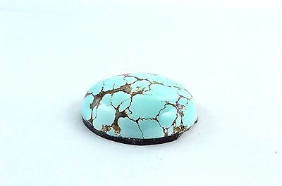 Natural High Grade Royston Turquoise Cab Cabochon