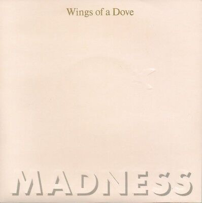 Madness Wings Of A Dove Vinyl Single 7inch Stiff Recordings