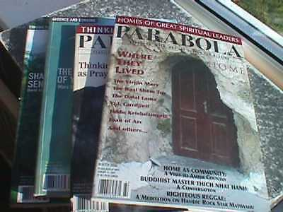Parabola Magazine: Tradition, Myth & The Search for Meaning - 4 x 2006