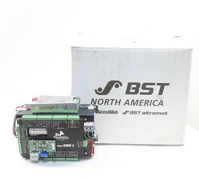 Accuweb Ctl4110-01 Micro4000 Net Web Guide Controller D586226