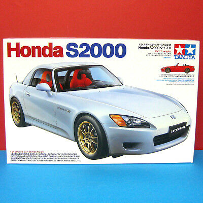 Tamiya 1/24 Honda S2000 spec V model kit #24245