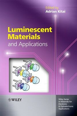 Luminescent Materials and Applications, Kitai, Adrian