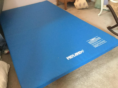 MIDLAND Physical Therapy Rehab PT Mat Table with Platform Full Size Bed