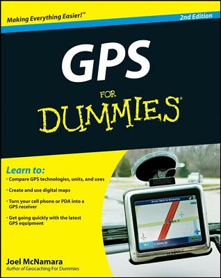 GPS for Dummies, McNamara, Joel
