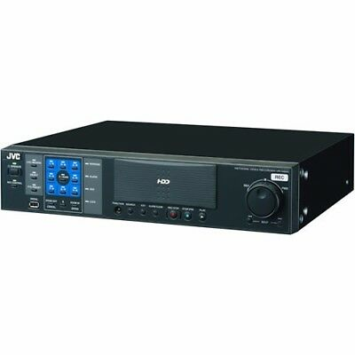 JVC VR-N900U Network Video Recorder Rack Mount 9 Channel  250GB HDD ~NEW IN BOX~