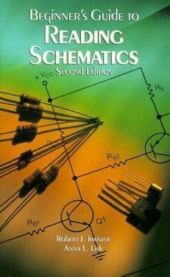 Beginner's Guide to Reading Schematics, Second Edition, Engineering, New & Used