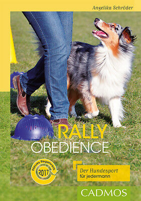 Rally Obedience, Angelika Schröder