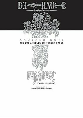 Death Note Another Note: The Los Angeles BB Murder Case... by Nisioisin Hardback
