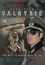 Operation Valkyrie [2008] [DVD], DVD, New, FREE & Fast Delivery