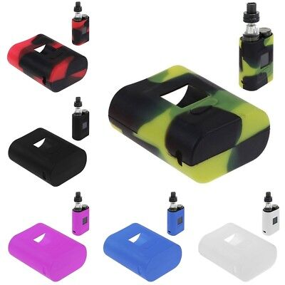 Silicone Sleeve Case Protector Skin Wrap Cover For SMOK Baby Alien AL85 85W Box