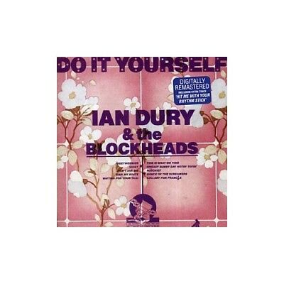 Ian dury and the blockheads do it yourself cd new 1386 picclick ian dury do it yourself ian dury cd l9vg the fast free shipping solutioingenieria Gallery