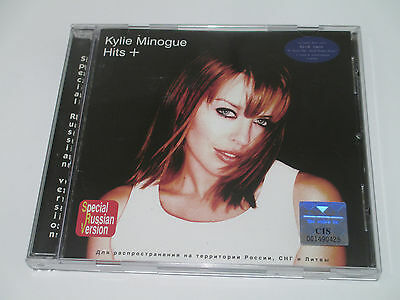 Kylie Minogue - Hits + (Special Russian Version) (CD) BMG Russia