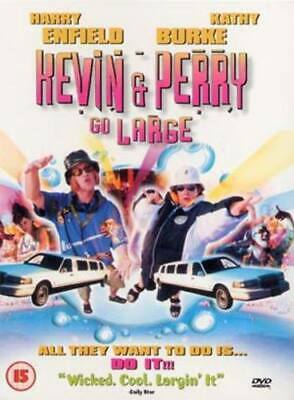 Kevin and Perry Go Large DVD (2000) Harry Enfield, Bye (DIR) cert 15 Great Value