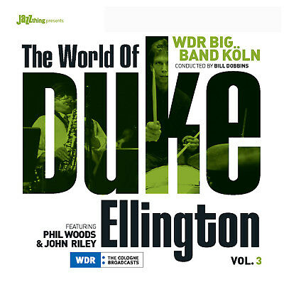 LP Wdr Big Band The World Of Duke Ellington Part 3 Vinyl LP