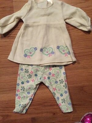 American Girl doll Bitty Baby Pants And Blouse New