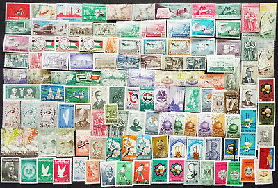 Collection Of Mostly Mint Stamps From Syria
