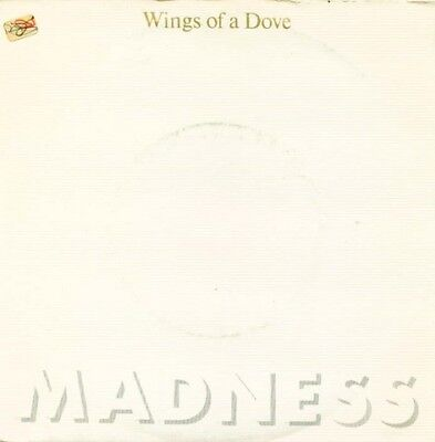 Madness Wings Of A Dove Vinyl Single 7inch NEAR MINT Stiff Recordings