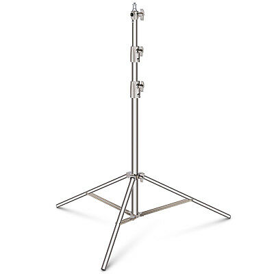 "Neewer Heavy Duty 39-114"" Adjustable Light Stand with Universal Adapter"