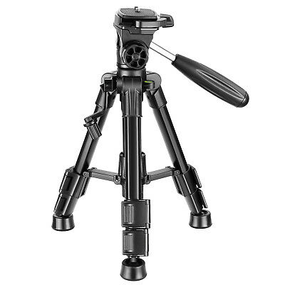 "Neewer Mini Travel Tabletop DSLR Camera Tripod 24"" with 3-Way Swivel Pan Head"