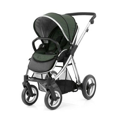 Babystyle Oyster MAX 2 Silla de paseo Mirror ( Verde Oliva )
