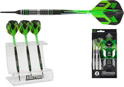 Darts HARROWS Veridian Softdarts + Dartständer - Dart Set