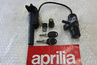 Aprilia SR 50 Ditech RLA Schlosssatz Schloss Zündschloss Ignition Switch #R7780