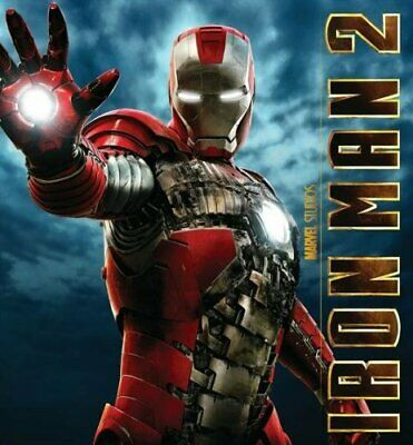 Iron Man 2 [Blu-ray] -  CD 4SVG The Fast Free Shipping