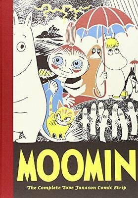 Moomin: The Complete Tove Jansson Comic Strip - Book One: 1 by Tove Jansson | Ha