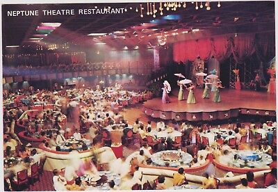 Singapore Neptune Theatre Restaurant Closed 2006 Large Size 6X4Ins Unposted