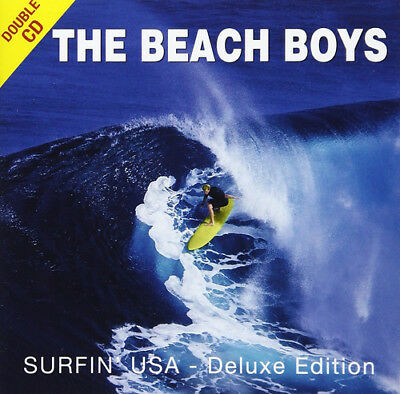 The Beach Boys : Surfin' USA CD (2017) ***NEW***