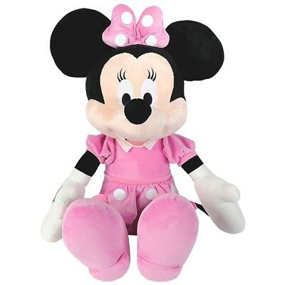 Minnie Maus - XXL Disney Plüsch Figur Minnie Mouse Softwool 61cm