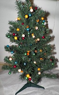 2 FT PRELIT ARTIFICIAL BUBBLE GUM CHRISTMAS TREE WITH CONTROLLER  QVC last call