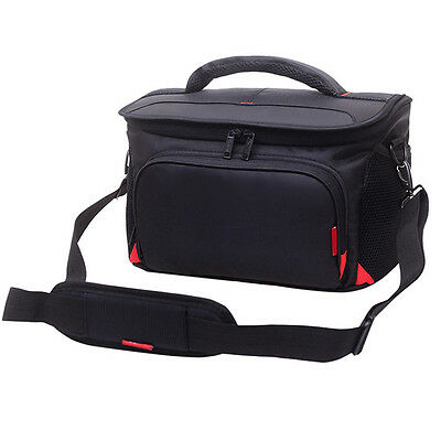 Fashion Large Waterproof Camera Case Shoulder Bag Backpack for Slr Dslr Bag