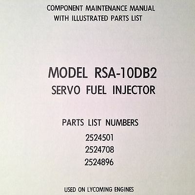 lycoming io 540 maintenance manual