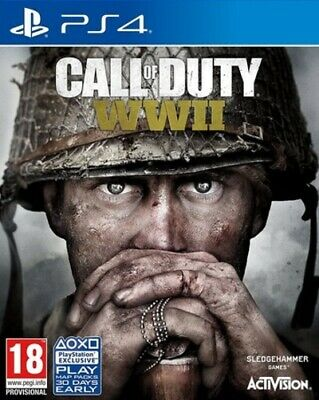 Call of Duty: WWII (PS4) VideoGames