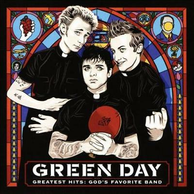 Green Day - Greatest Hits: God's Favorite Band New Cd