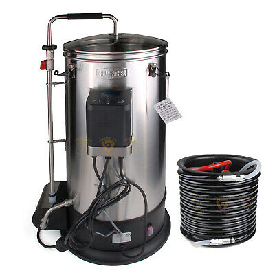 Bluetooth Model Grainfather Connect All In One Grain Brewing System Home Brew