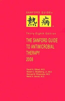 The sanford guide to antimicrobial therapy 2017 47 poc edition david the sanford guide to antimicrobial therapy by gilbert david n 1930808453 the fandeluxe Gallery