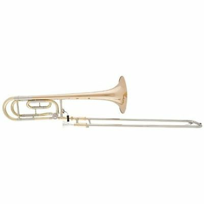aS Arnolds & Sons ASL-430G Terra in B/F Posaune - Goldmessing lackiert