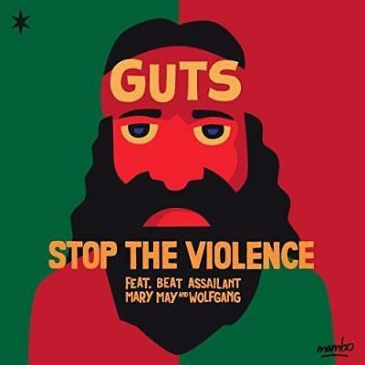 Stop The Violence, Guts CD | 3521383443989 | New